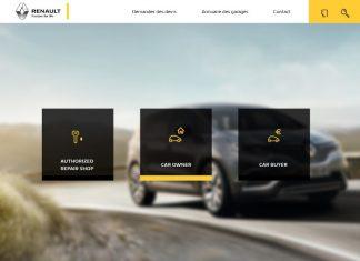 Renault Carnet entretien numérique