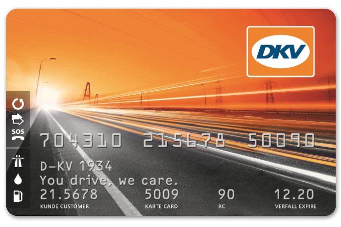 carte DKV