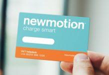 Carte NewMotion