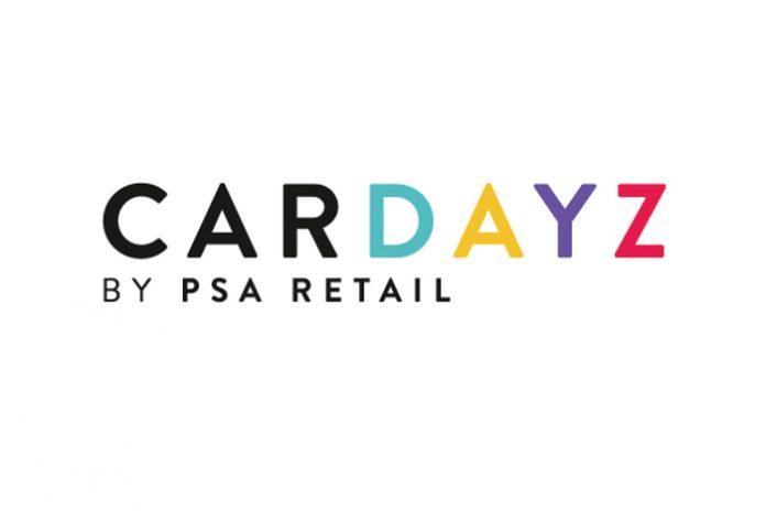 Logo Cardayz - PSA Retail