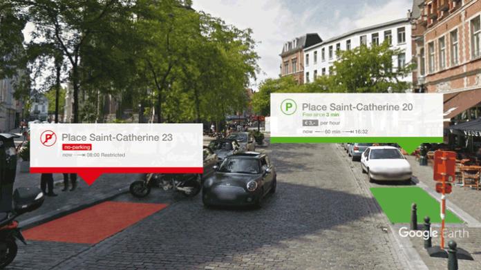 Parkbob - Stationnement intelligent