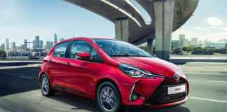 Gamme Affaires - Toyota Yaris