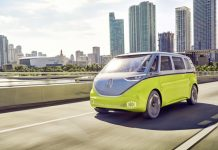 ID Buzz Combi electrique Volkswagen