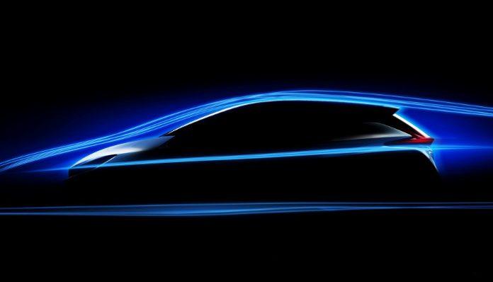 Nissan Nouvelle Leaf