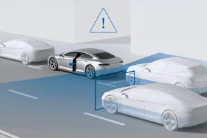 Bosch alerte ouverture portieres