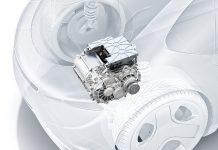 Bosch essieu electrique trois-en-un 2