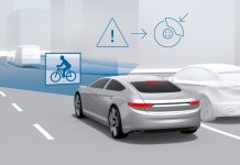 Bosch freinage urgence