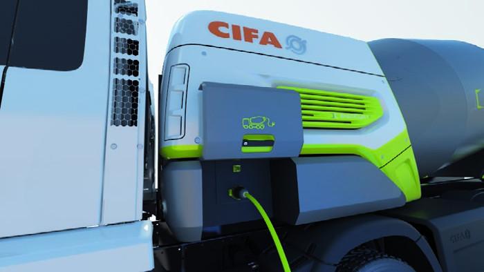 Cifa energya recharge