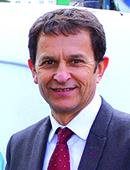 Dominique Cortès, directeur général adjoint du conseil départemental de l'Orne