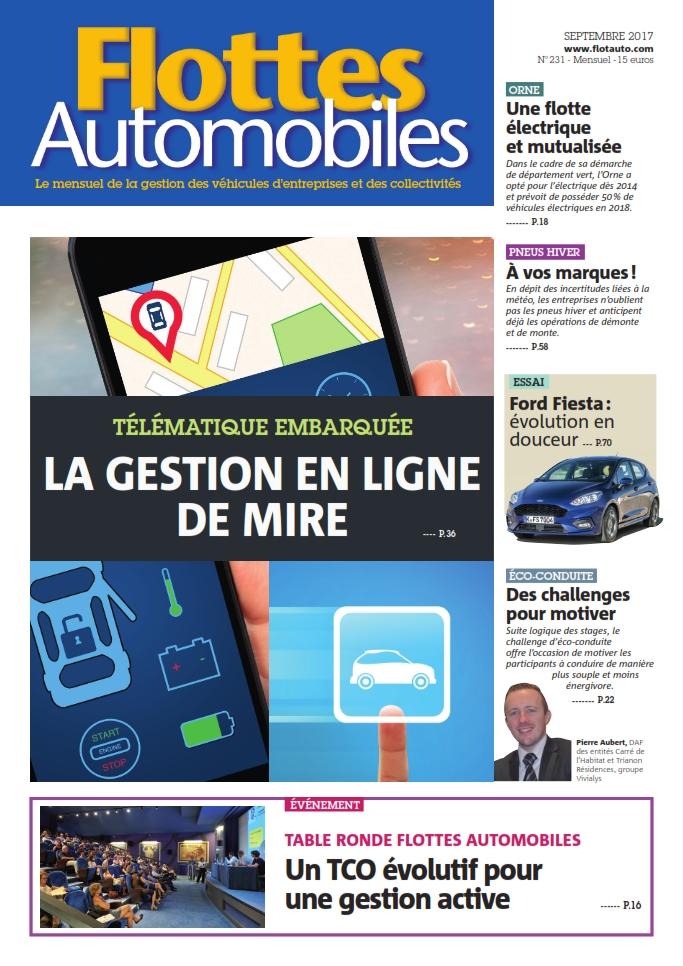 Flottes Automobiles N°231