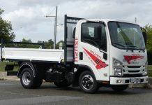 Isuzu Trucks m21
