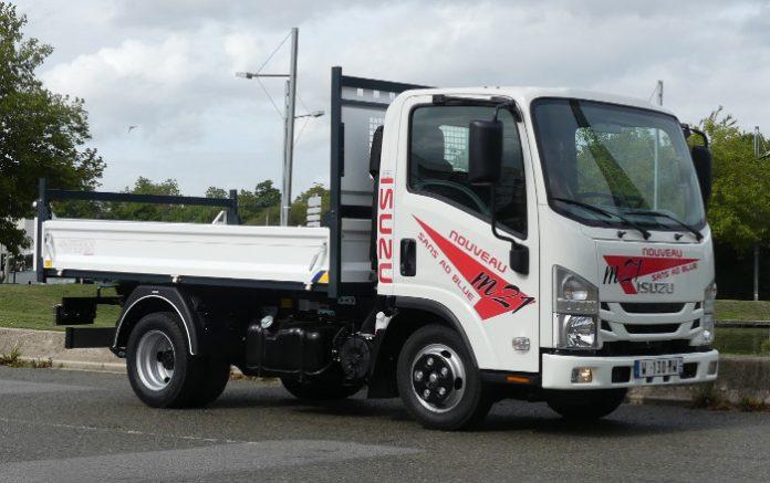 Isuzu Trucks m21