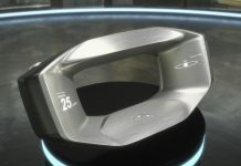Jaguar Sayer, le volant intelligent, connecté et amovible