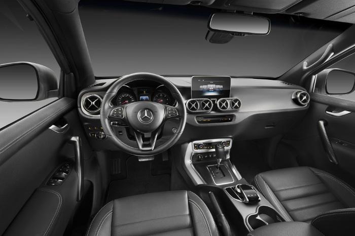 Mercedes Classe X