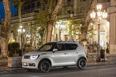 Suzuki Ignis Business
