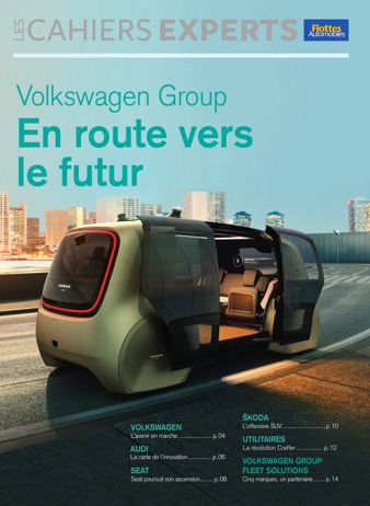 Cahiers Experts Volkswagen Group : en route vers le futur