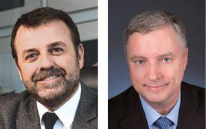 Jean-Marc Prince et Marc Milewski, Directeurs de Volkswagen Group Fleet Solutions