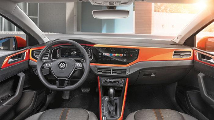 Volkswagen Polo habitacle