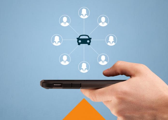 Colombus consulting autopartage entreprise
