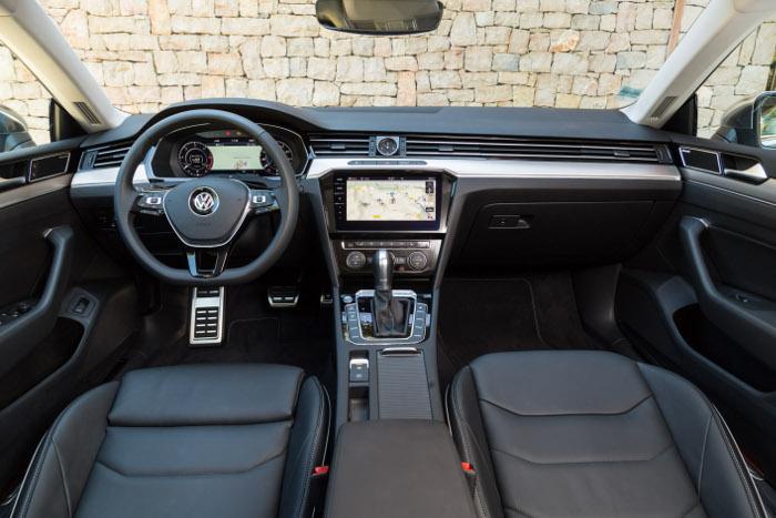 Volkswagen Arteon interieur