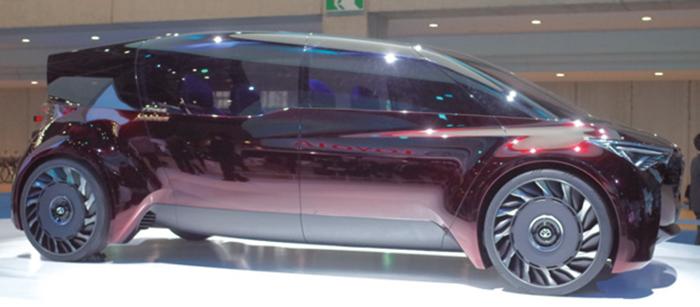 Concept Fine Comfort Ride – Toyota