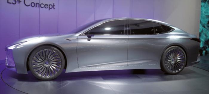 Concept LS+ – Lexus