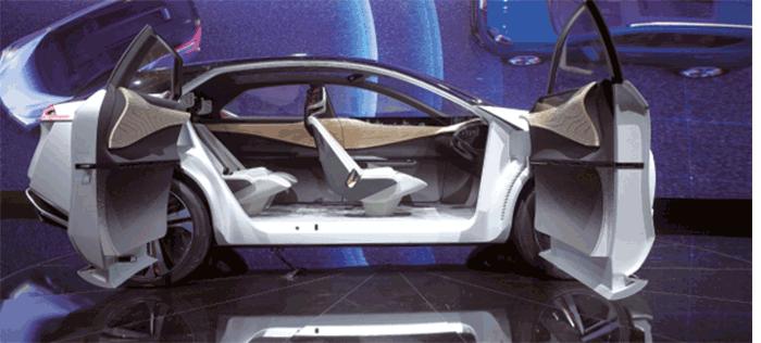 IMx Concept – Nissan