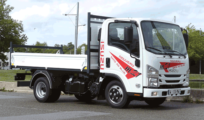 Isuzu Trucks gamme m21