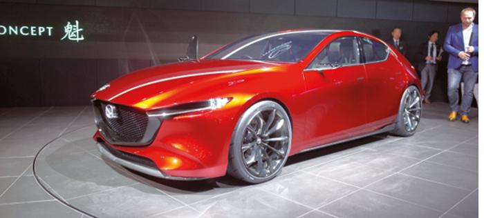 Concept Kai – Mazda