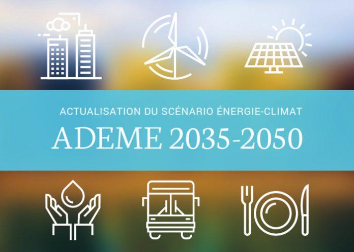 Ademe scénario énergie-climat 2035-2050