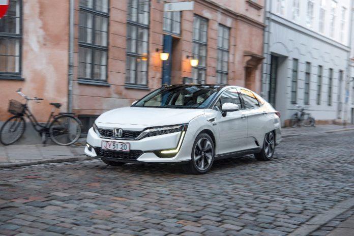 COP23 Honda Clarity Fuel Cell