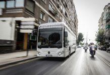 Le nouveau bus électrique Citaro