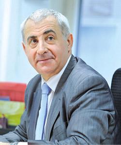 Patrick Grondin, directeur de l'exploitation et des ventes VO, Véhiposte