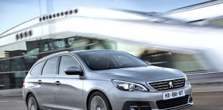 Peugeot 308 SW - Dossier breaks charge utile