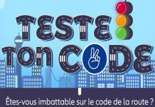 Le chatbot Teste ton Code permet de réviser son code de la route et de gagner des cadeaux