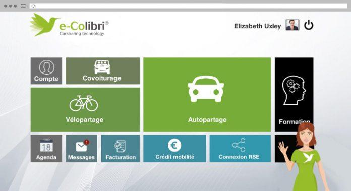 Les nouveaux services e-Colibri de Mobility Tech Green