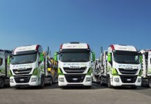 i-FAST Automotive Logistics Iveco Stralis NP GNL