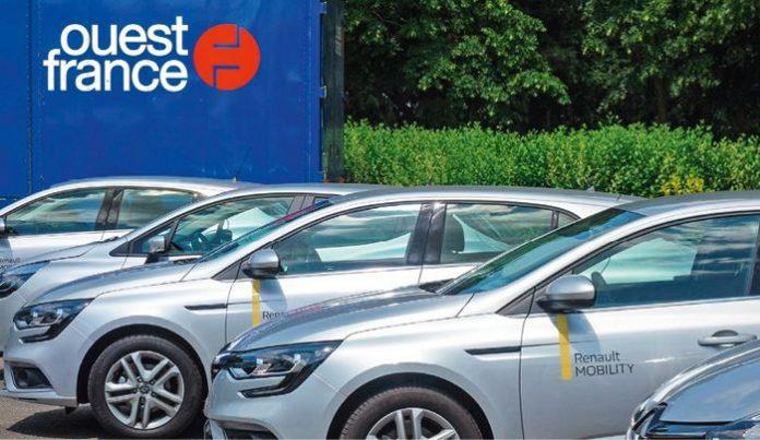 Ouest France Renault MOBILITY service d'auto-partage