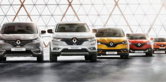 Renault gamme VP