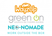WayzUp Neo-Nomade Green On