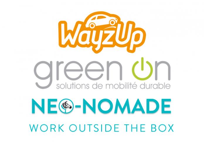WayzUp Neo-Nomade Green On