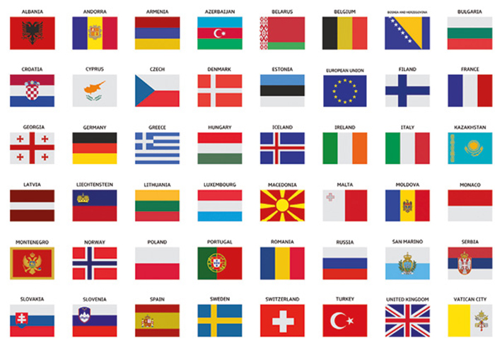 flottes internationales
