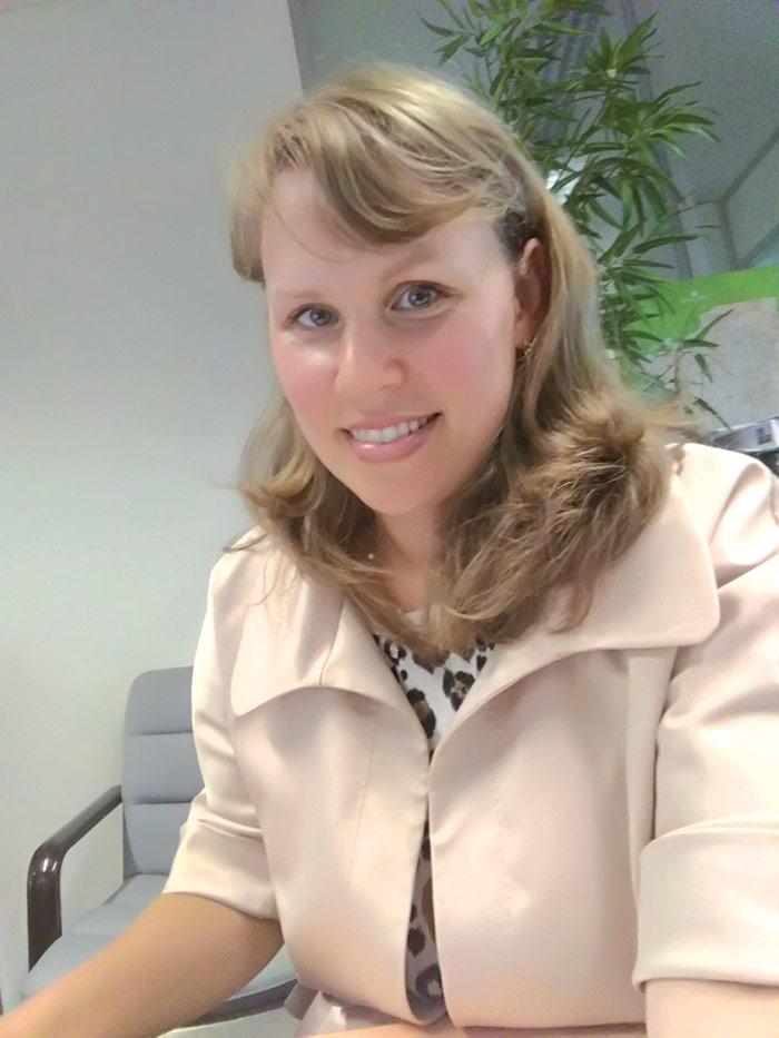 Larissa Balandras, chargée des services généraux, Clasquin © Clasquin