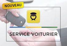 Service voiturier Euromaster
