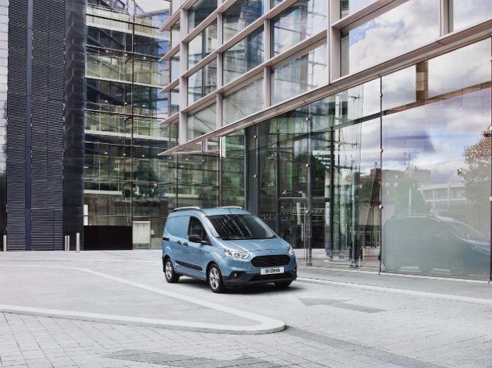 Ford Transit Connect et Courier