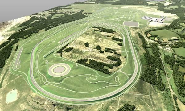Centre d'essais BMW