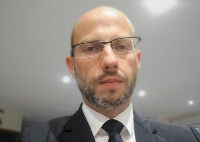 Philippe Cardoso, responsable de la flotte chez Lyreco.