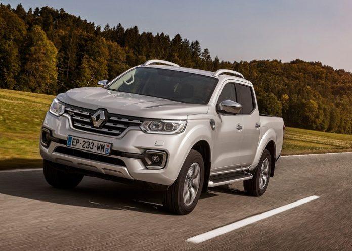 2017 - Essais Presse Renault ALASKAN en Slovénie