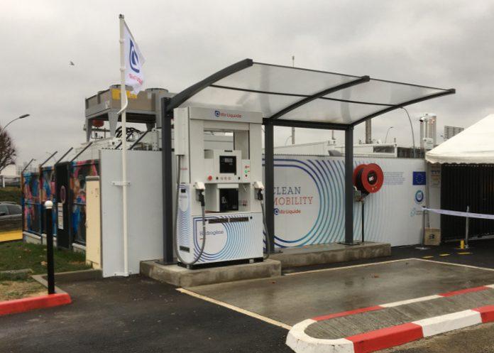 Station hydrogène Orly