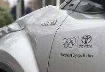 La marque Toyota Motor Europe
